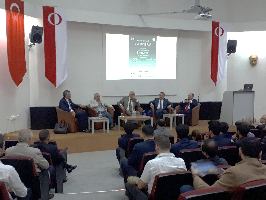 "METU PETE 50th Anniversary Career Day ""Energy (Petroleum, Natural Gas, Geothermal) Sectors Past 50 Years, Today and Tomorrow"" Panel"